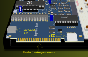 Sound & edge connector expansion board example.png