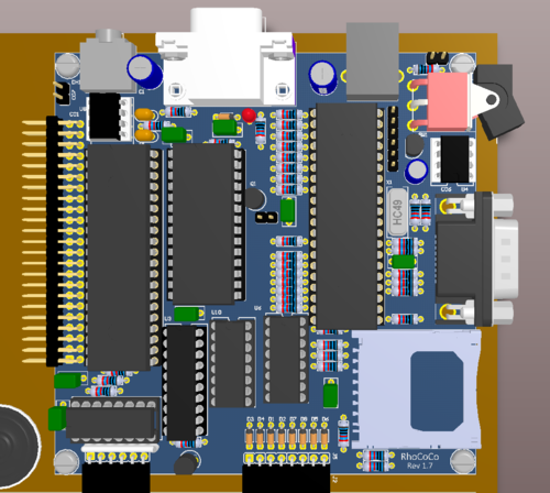 Rhococo with 74LS670 PCB.png